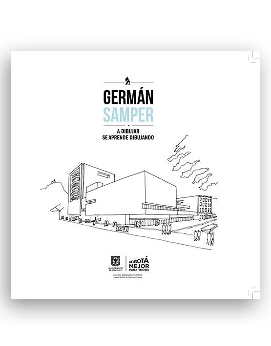 German-Samper-A-Dibujar-Se-Aprende-Dibujando-Libro