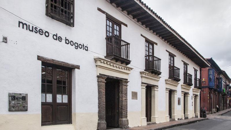 Museo de Bogotá (Sede Casa Sámano) | Foto: Margarita Mejía ® IDPC