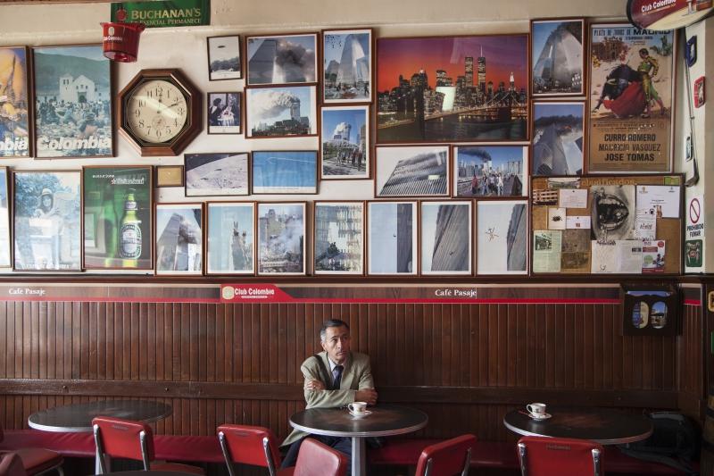 Cafe Pasaje | Foto: Margarita Mejía ® IDPC