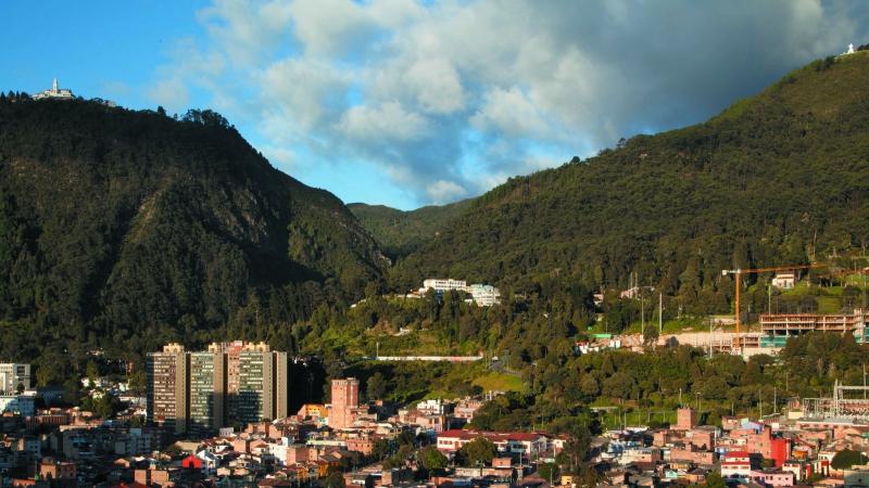 Cerros Orientales | Foto: Margarita Mejía ® IDPC