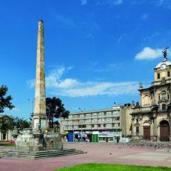 Plaza del Chorro de Quevedo | Foto: Margarita Mejía ® IDPC