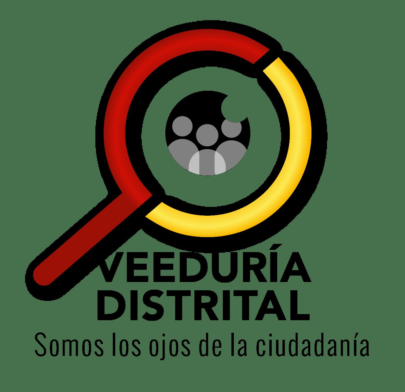 IDPC - Logo Veeduria Distrital 2020