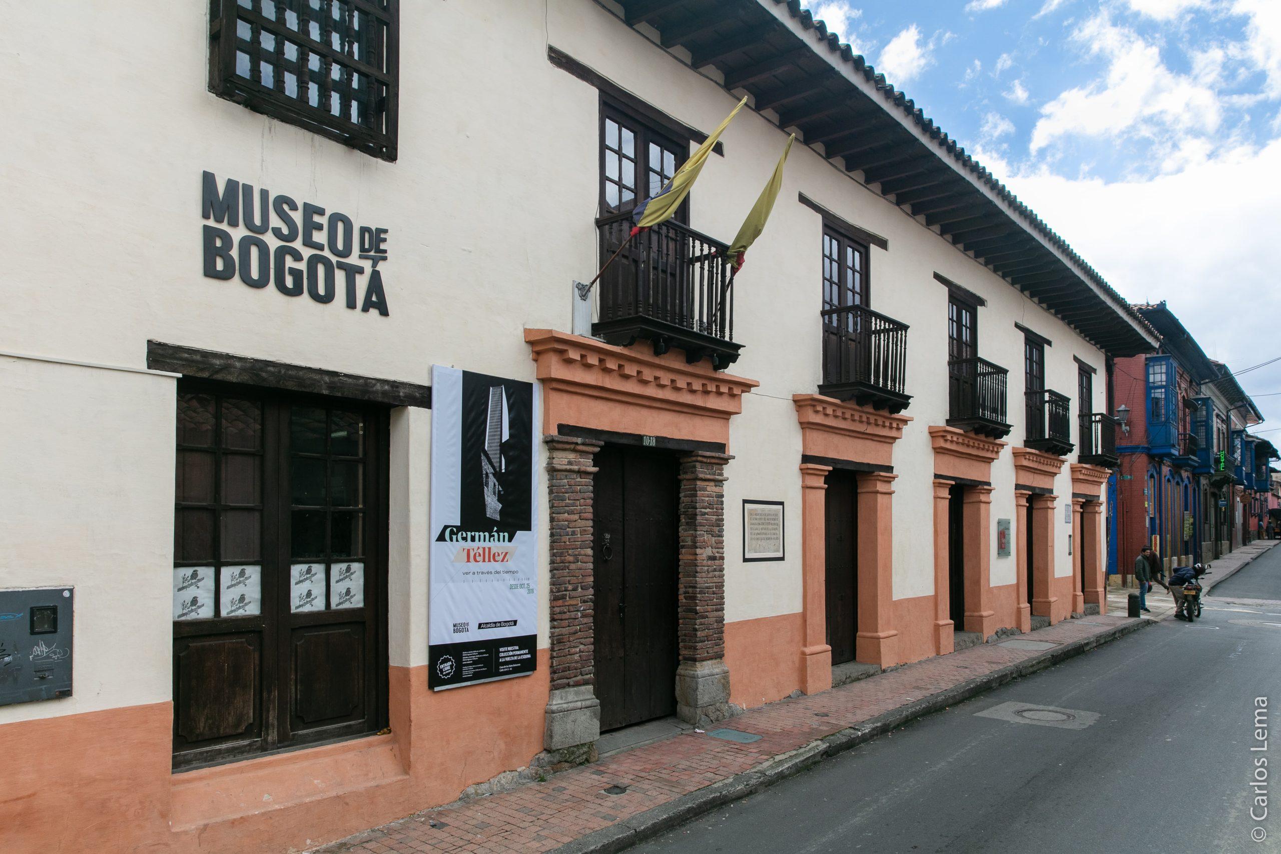 Casa_Sámano Museo de Bogotá