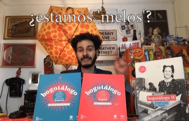 IDPC - Bogotálogo 3.0 - Miniserie web Andrés Ospina capítulo 2