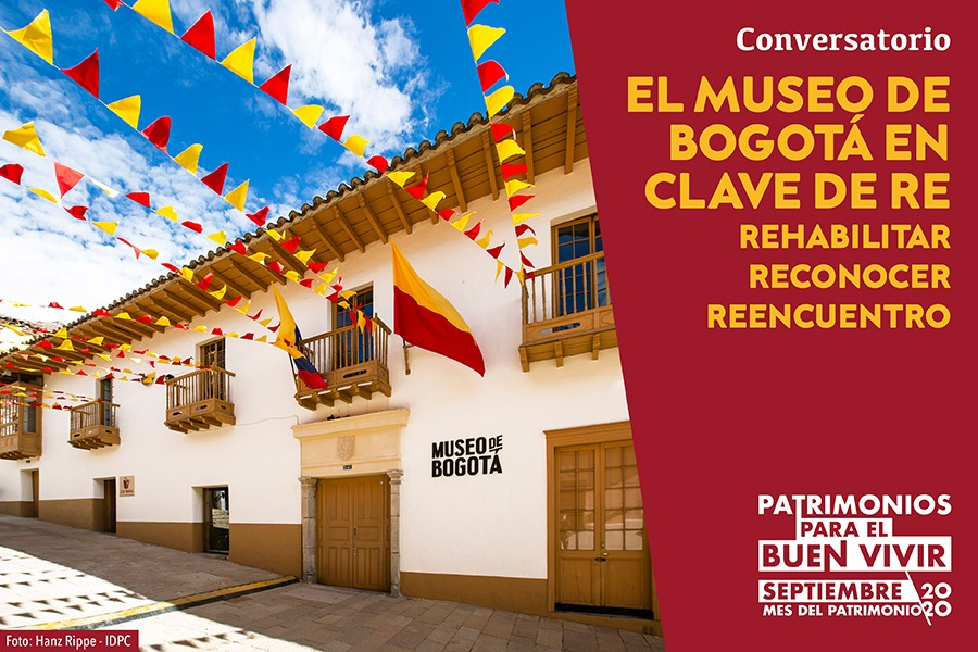 Luego de una reinvención digital durante la pandemia, el Museo de Bogotá regresa tras un proceso de renovación de sentidos y protocolos.