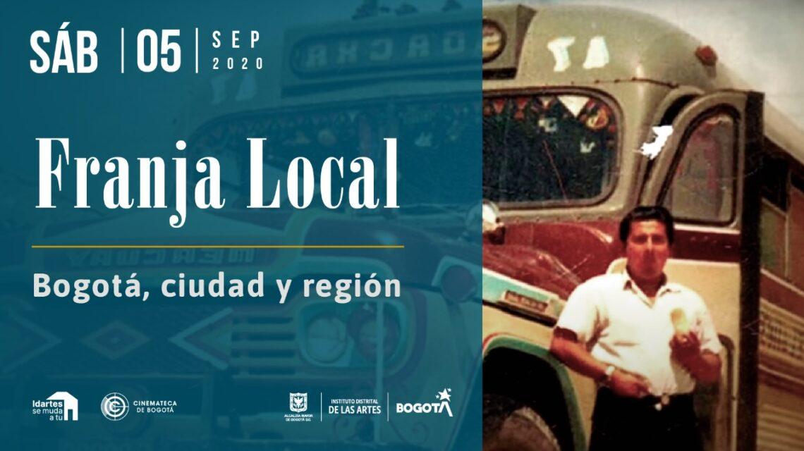 Este sábado 5 de septiembre, a las 5:00 p.m., disfruta de nuestra transmisión simultánea de tres documentales sobre Bosa y Sumapaz por nuestro Facebook Live.