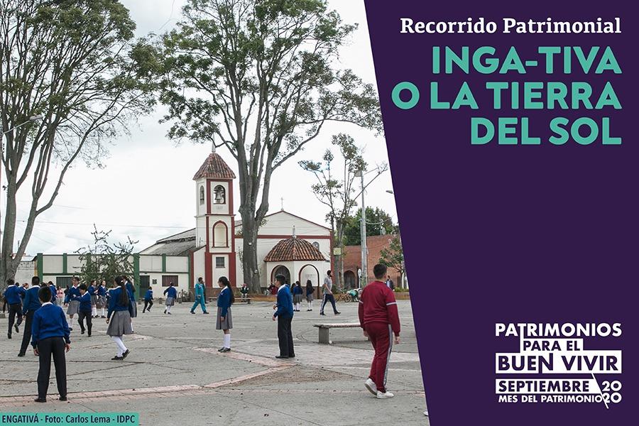 Encontrar y proponer nuevos sentidos a las localidades de Bogotá, es una de las grandes apuestas del IDPC durante el Mes del Patrimonio 2020 'Patrimonios para el buen vivir'. Acompáñanos el miércoles 9 de septiembre de 2020 a recorrer la riqueza histórica y natural de la localidad de Engativá, uno de los 12 recorridos virtuales del Mes del Patrimonio. 