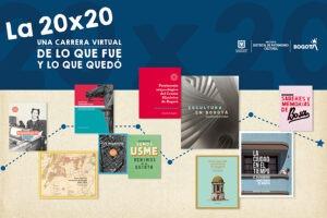 Compite este 31 de octubre en la segunda carrera de observación virtual del IDPC 'La20x20' y gana hasta 20 libros sobre patrimonio cultural de Bogotá. La carrera se llevará a cabo de 10:00 a.m a 11:30 a.m. a través de las redes sociales del instituto. 