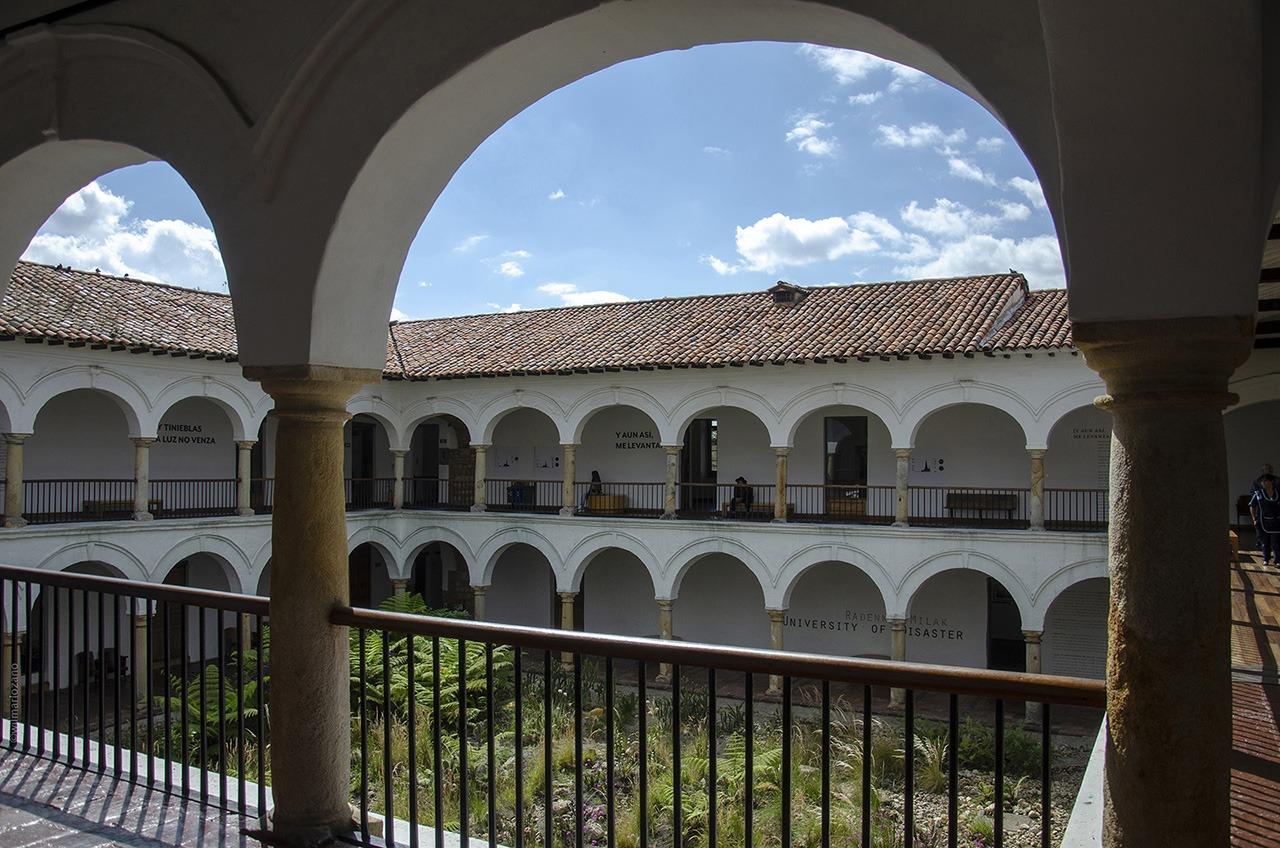 Museo Claustro de San Agustín (Universidad Nacional de Colombia)