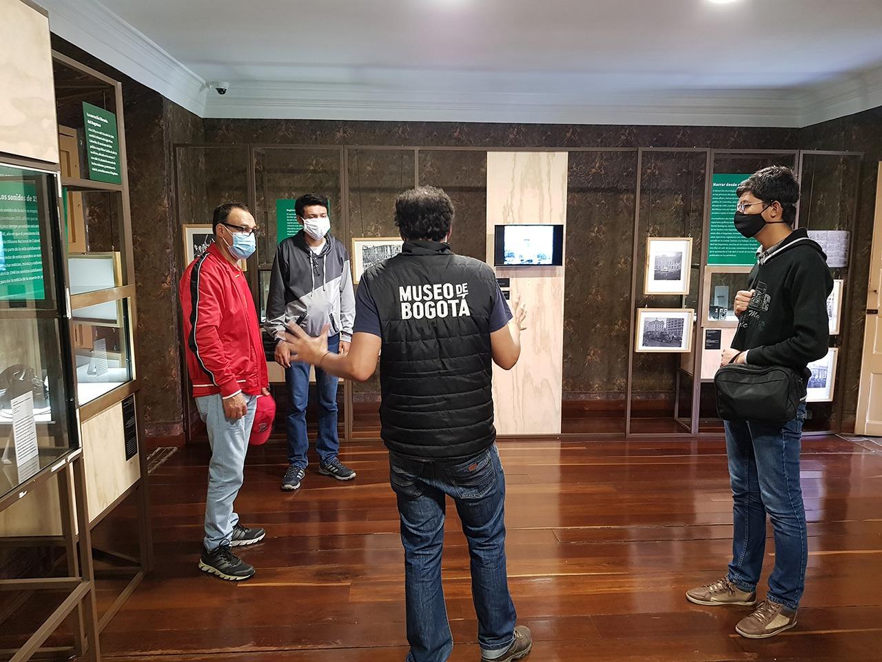 IDPC -Museo de Bogotá - Horario recorridos guiados