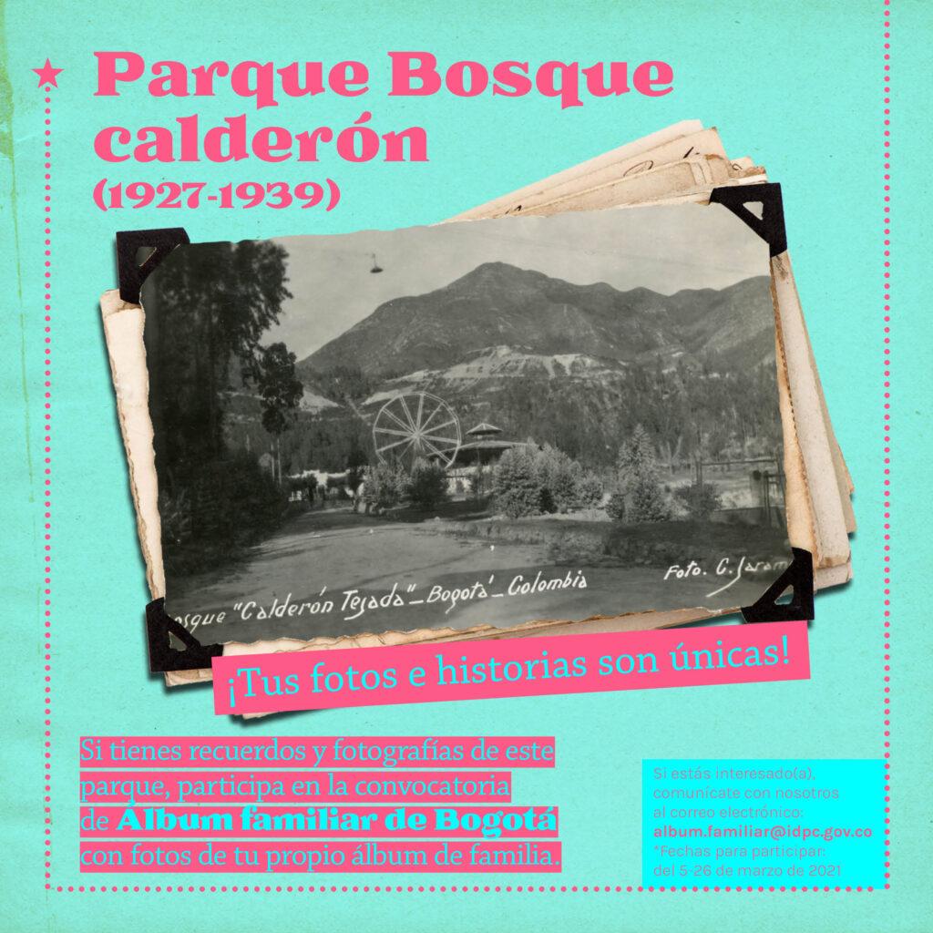 IDPC - Sello editorial IDPC - Convocatoria libro álbum familiar de Bogotá 2021