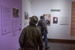 Exposición temporal 'Adentro. Formas de vida en Bogotá'