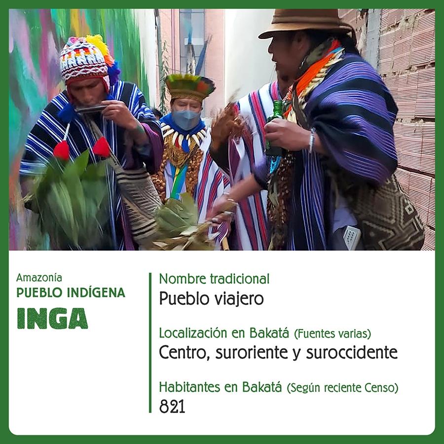 Cabildo Indígena Inga