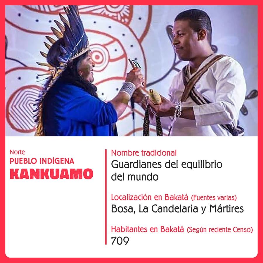 Pueblo Indígena Kankuamo
