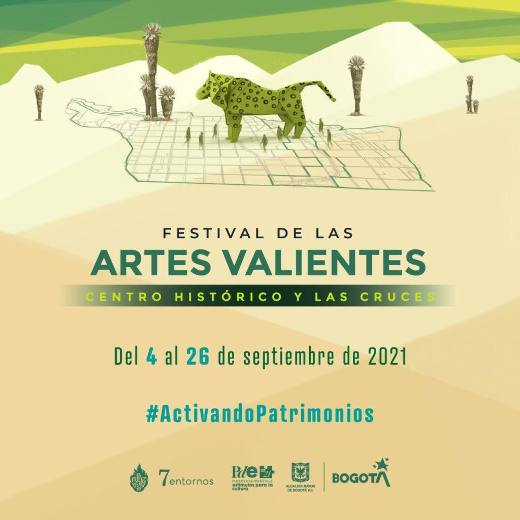 Imagen Festival Artes Valientes Idartes