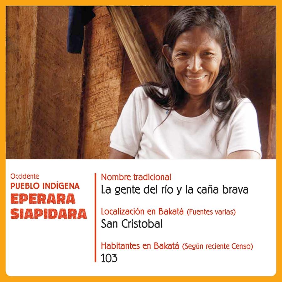 Pueblo Indígena Emperará Siapidara