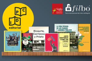 Imagen del IDPC sobre la Feria Internacional del libro 2021