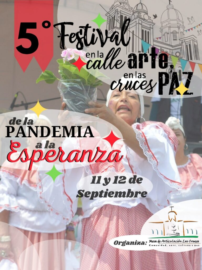 Festival en la calle arte en Las Cruces