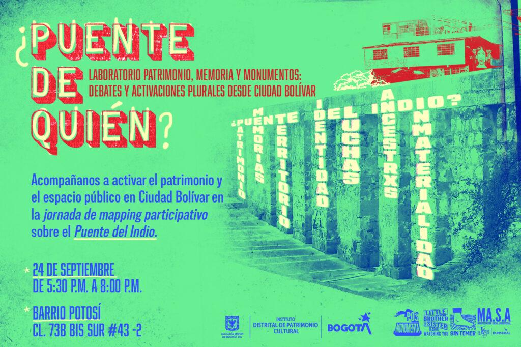 Invitación Puente El Indio