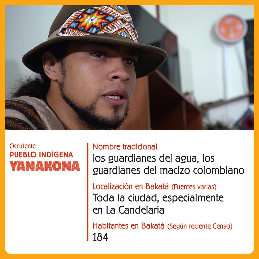 Pueblos Indígena Yanakona