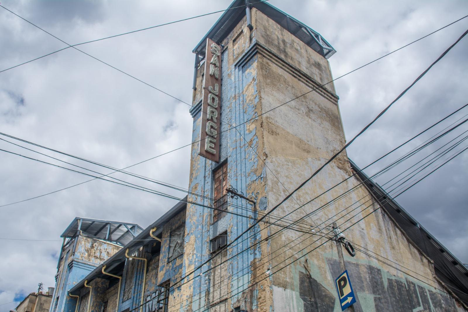 Imagen Teatro San Jorge Bogotá