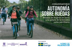 Imagen Conversatorio Autonomía sobre ruedas 21 de octubre