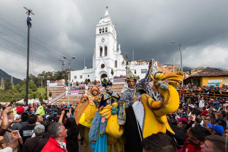 Fiesta de Reyes Magos, Egipto.