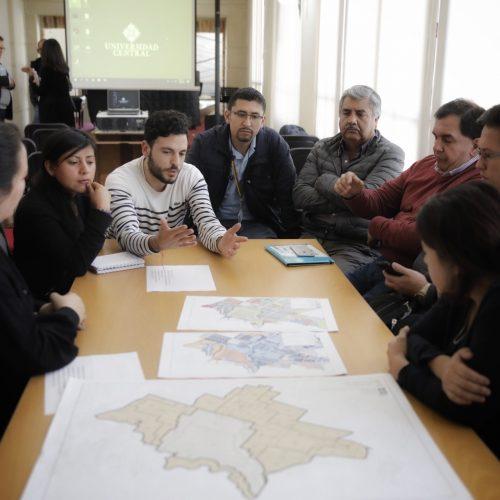 Taller de formulación con universidades. Foto: Hanz Rippe / IDPC