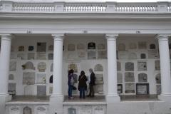 Explorando las galerias
